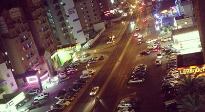 Photo of Road شارع المطاعم at Salmiya, Kuwait