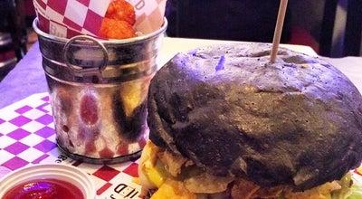 Photo of Burger Joint Jim's Burger (จิมส์ เบอร์เกอร์) at 146 Soi Ari Samphan, Phaya Thai, Bangkok 10400, Thailand