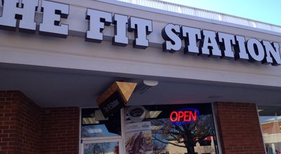 Photo of American Restaurant The Fit Station at 4835 W Wendover Ave, Jamestown, NC 27282, United States