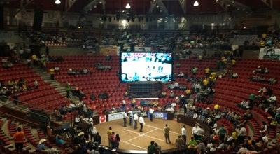 Photo of Concert Hall Palenque Expogan-SantaRita at Mexico