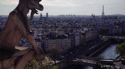 Photo of Other Great Outdoors at the top of norte dame at France