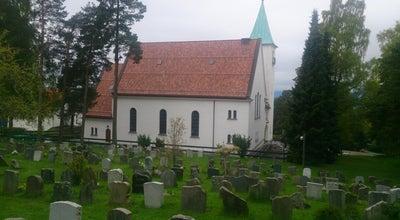 Photo of Church Bekkelaget Kirke at Kirkebakken, Oslo 1177, Norway