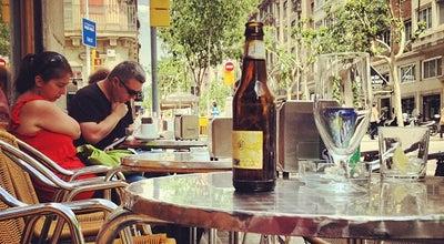 Photo of Cafe La Principal at C. Muntaner, 5, Barcelona 08011, Spain
