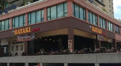 Photo of Malaysian Restaurant Kafe Hayaki 24 Jam at 1 Jalan Lompat Tinggi, Shah Alam 40100, Malaysia