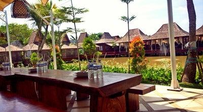 Photo of Indonesian Restaurant Pondok Tepi Sawah Restaurant at Jl. A. Yani Km. 9, Banjarmasin, Indonesia