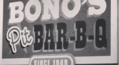 Photo of BBQ Joint Bono's Pit Bar-B-Q at 10065 Skinner Lake Dr, Jacksonville, FL 32246, United States
