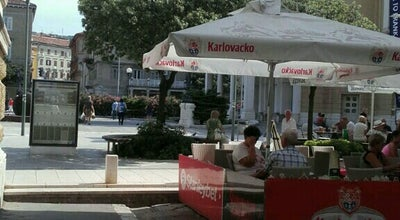 Photo of Cafe Cafe Bar Song at Mataciceva 1, Rijeka 51000, Croatia