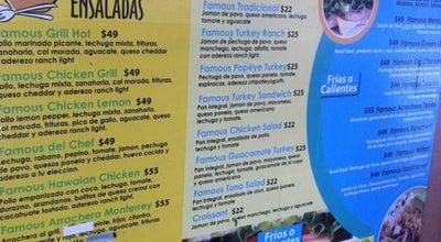 Photo of Juice Bar La Famosa at 2 De Abril, Monterrey 64700, Mexico
