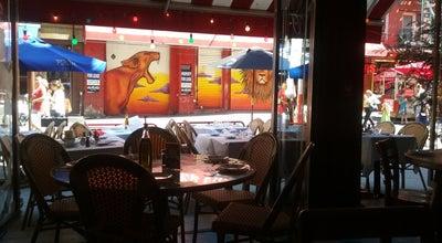 Photo of Italian Restaurant Capri Ristorante at 145 Mulberry St, New York, NY 10013, United States