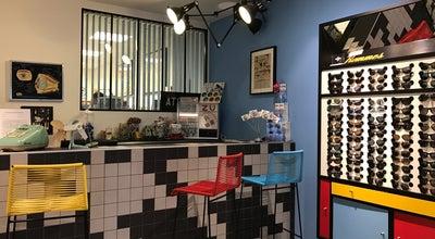 Photo of Shop and Service La Fabrique De Lunettes at 11 Bd Du Temple, Paris 75003, France