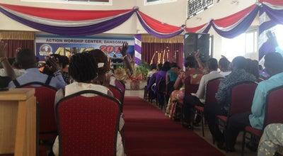 Photo of Church Action Worship Center at Accra, Ghana