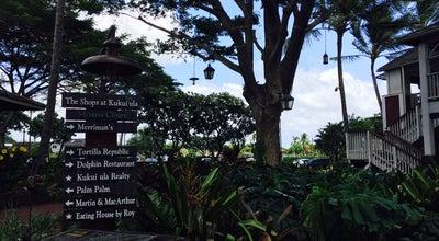 Photo of Mall The Shops at Kukui'ula at 2829 Ala Kalani Kaumaka St, Koloa, HI 96756, United States