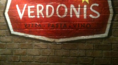 Photo of Italian Restaurant Verdoni's at 211 Seminole Rd, Norton Shores, MI 49444, United States