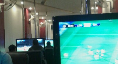 Photo of Arcade game zone at Uni Street, Irbid 01100, Jordan