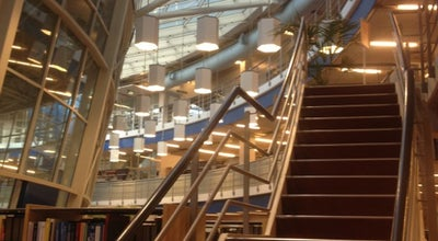 Photo of Library Bibliotheek Maastricht University at Universiteitssingel 50, Maastricht, Netherlands