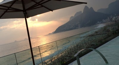 Photo of Hotel Hotel Fasano at Av. Vieira Souto, 80, Rio de Janeiro 22420-002, Brazil