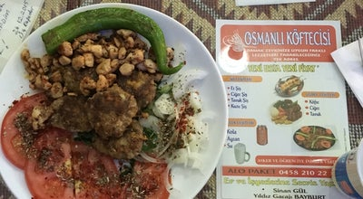 Photo of Steakhouse Osmanlı köftecisi at Turkey