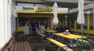 Photo of Ice Cream Shop IJssalon Likkie at Noordwijk, Netherlands