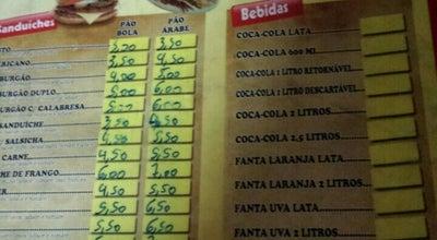 Photo of Burger Joint Nataly Lanches at Avenida Central Sul 795, Maracanau, Brazil