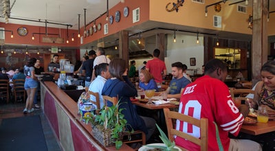 Photo of Mexican Restaurant Los Moles at 1320 65th St, Emeryville, CA 94608, United States