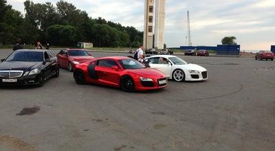 Photo of Racetrack Дрифт-площадка на Крестовском at Санкт-Петербург, Russia