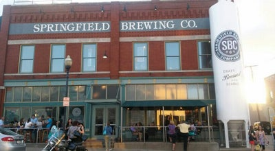Photo of Brewery Springfield Brewing Company at 305 S Market Ave, Springfield, MO 65806, United States