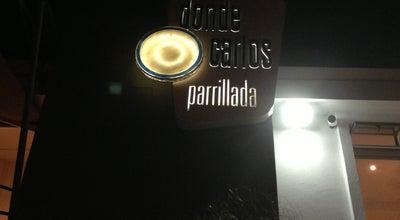 Photo of Argentinian Restaurant Donde Carlos Parrillada at 100m N. De Iglesia De Fátima, Los Yoses, San Pedro, Costa Rica