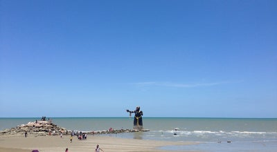 Photo of Beach ตึกเบียนคาบ่านา@หาดบึกเตียน at Tha Yang, Thailand