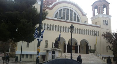 Photo of Church Ιερός Ναός Μεταμόρφωσης Σωτήρως at Greece