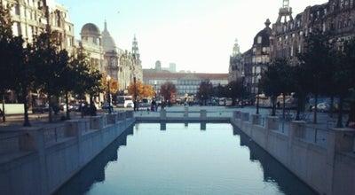 Photo of Plaza Avenida dos Aliados at Av. Dos Aliados, Porto 4000-065, Portugal