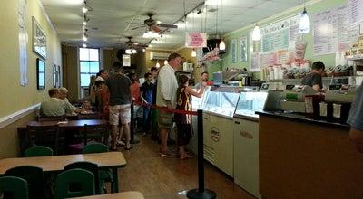 Photo of Ice Cream Shop McCool's Ice Cream Parlour at 26 Main St, Madison, NJ 07940, United States