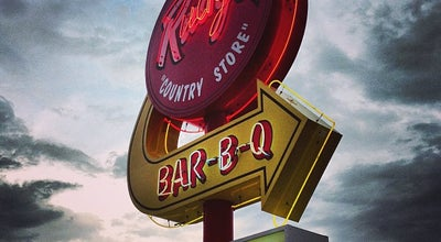 Photo of BBQ Joint Rudy's Country Store & Bar-B-Q at 2321 Carlisle Blvd Ne, Albuquerque, NM 87110, United States