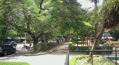 Photo of Plaza Praça Pereira Coutinho at Pç. Pereira Coutinho, São Paulo 04510-020, Brazil