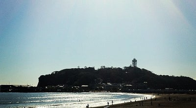 Photo of Beach 片瀬東浜 at 片瀬海岸, 藤沢市, Japan