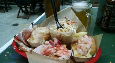 Photo of Seafood Restaurant Luke's Lobster at 237 5th Ave, Brooklyn, NY 11215, United States