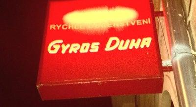 Photo of Burger Joint Gyros Duha at Opavská 768/99, Ostrava 708 00, Czech Republic