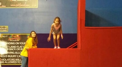 Photo of Playground Jumpstreet Indoor Trampoline Park at 1952 Old Fort Pkwy, Murfreesboro, TN 37129, United States