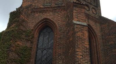 Photo of Church Klosterkyrkan at Trollebergsvägen 4 222 29, Sweden