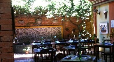 Photo of Mediterranean Restaurant Oliva Restaurante at Av. Nova Independência, 98, São Paulo 04564-030, Brazil