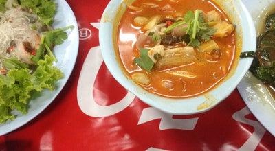 Photo of Thai Restaurant ผักบุ้งลอยฟ้า สุราษฎร์ธานี at Muang Suratthani, Thailand