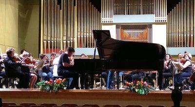 Photo of Concert Hall Ярославская государственная филармония at Максимова, 13, Russia