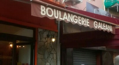 Photo of Bakery Boulangerie Galeani at 3 Rue Du Cardinal Fesch, Ajaccio 20000, France