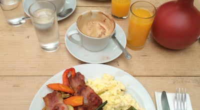 Photo of Cafe Elbows at 103 Lauriston Rd, Hackney E9 7HJ, United Kingdom