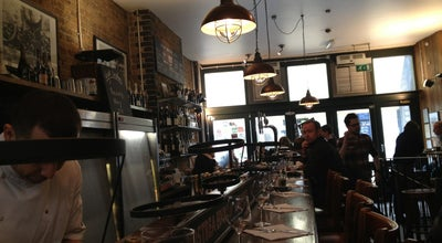 Photo of Seafood Restaurant Wright Brothers Oyster & Porter House at 11 Stoney St., Borough Market SE1 9AD, United Kingdom