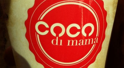 Photo of Italian Restaurant Coco di Mama at 115 London Wall, London EC2M 5QA, United Kingdom