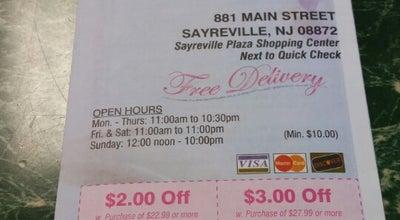 Photo of Sushi Restaurant Kenny's Sushi at 881 Main St, Sayreville, NJ 08872, United States