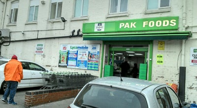 Photo of Grocery Store PAK Foods at 39-45 Stoke Rd., Stoke-on-Trent ST4 2QX, United Kingdom