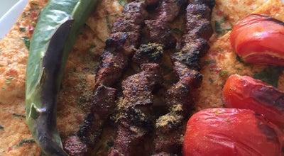 Photo of BBQ Joint Güven Kebab salonu at Atatürk Caddesi Kırıkhan, Turkey