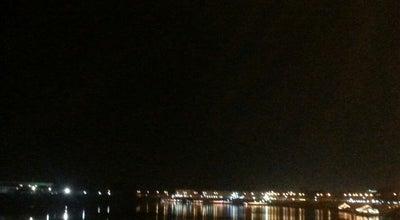 Photo of Lake ริมชล at Pak Nam Pho, Thailand