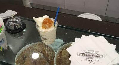 Photo of Ice Cream Shop honeymee at 17595 Harvard Ave, Irvine, Ca 92614, United States